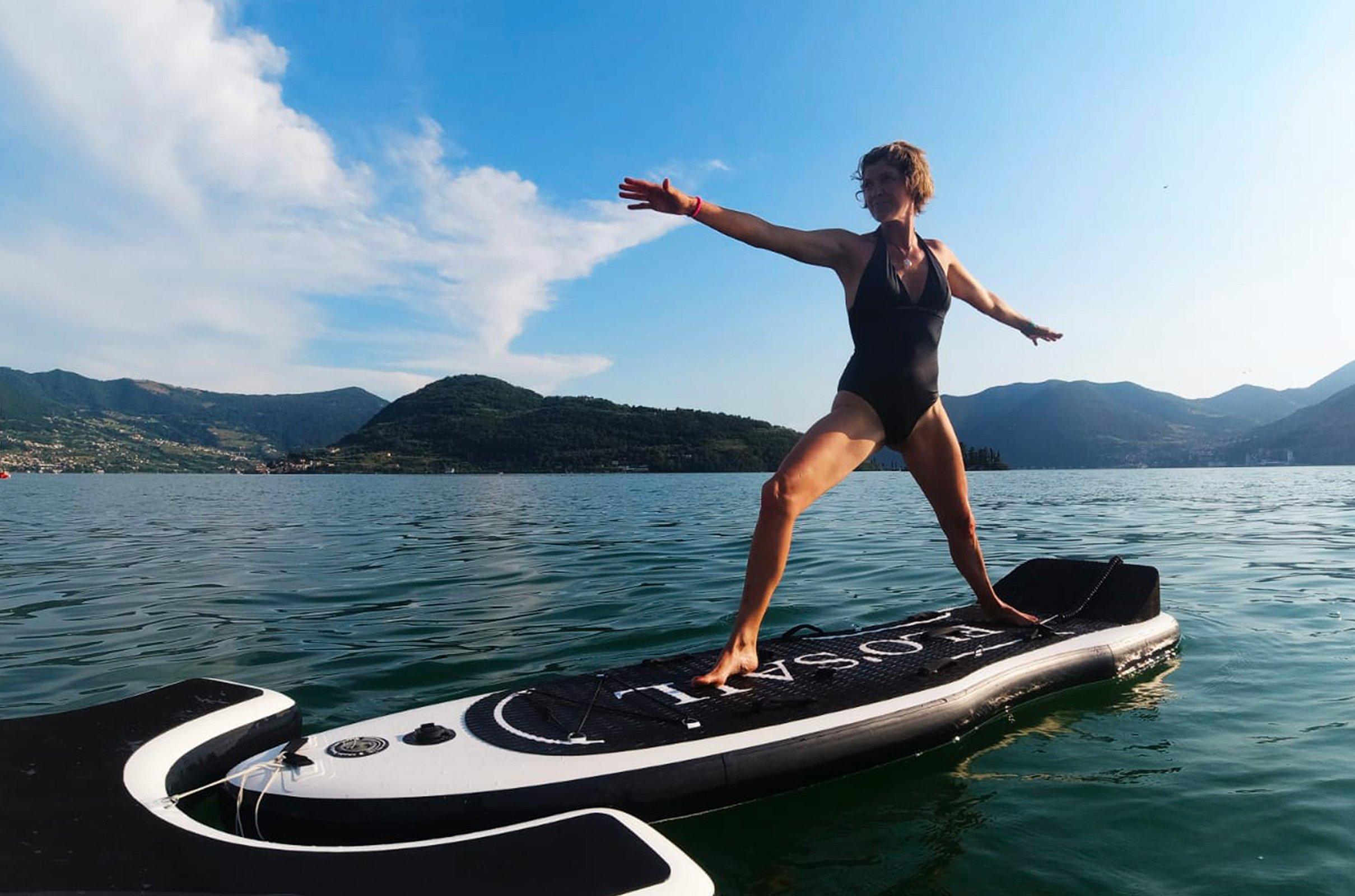 I 5 motivi per praticare il Paddle Boarding